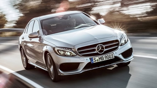 Mercedes 2014 C Class